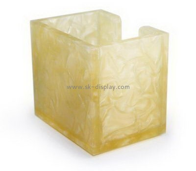 Customize acrylic storage box DBS-1121