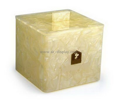 Acrylic boxes wholesale DBS-1123