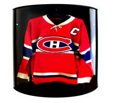 Customize acrylic jersey display frame DBS-1125