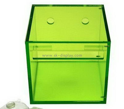 Customize acrylic facial tissue box DBS-1135