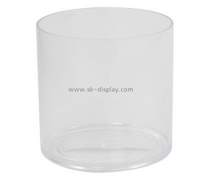 Customize clear large acrylic box DBS-1143