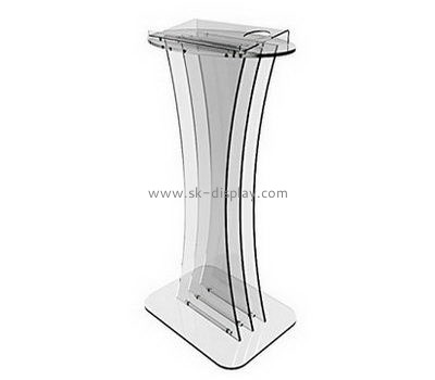 Customize acrylic pulpit AFS-361