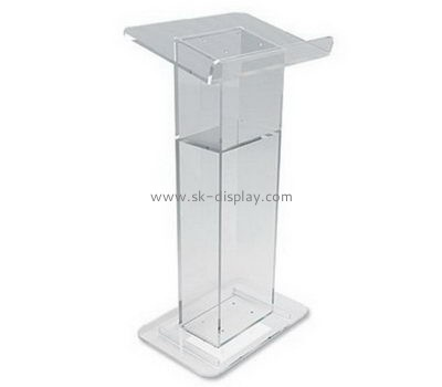 Customize acrylic lectern AFS-362