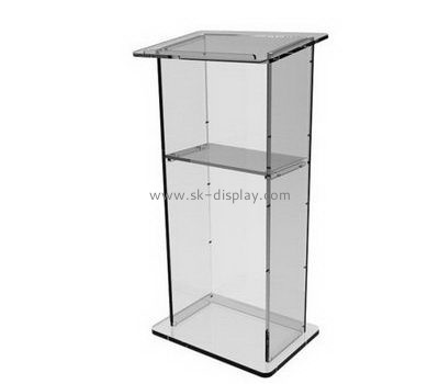 Customize acrylic lecterns and podiums AFS-366
