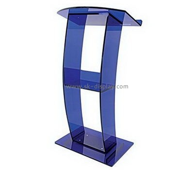 Customize lucite pulpit AFS-368