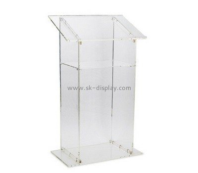 Customize acrylic pulpit furniture AFS-373