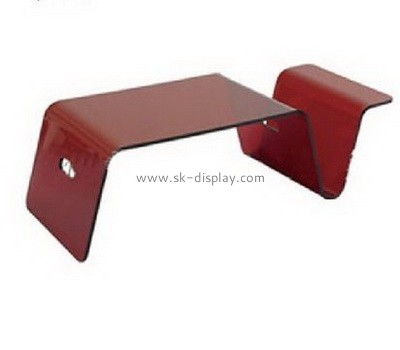 Customize acrylic side table AFS-379