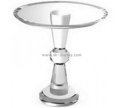 Customize acrylic round coffee table AFS-383