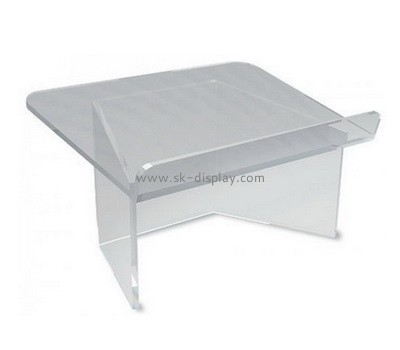 Customize acrylic table top lectern AFS-390