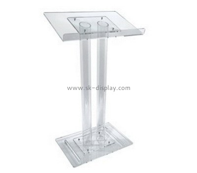 Customize acrylic lectern pulpit AFS-392