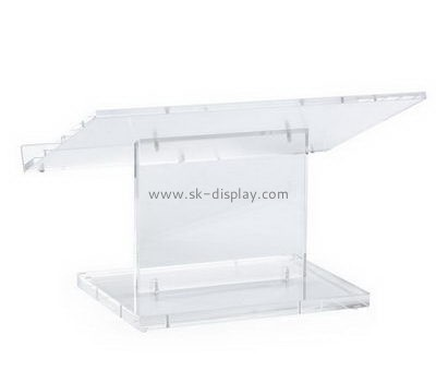 Customize acrylic tabletop podiums lecterns AFS-391
