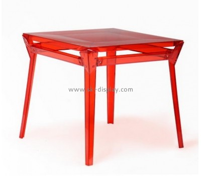Customize acrylic square coffee table AFS-398