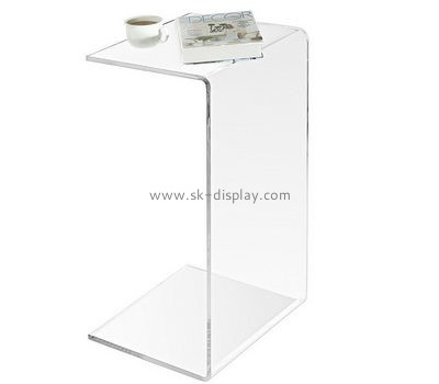 Customize plexiglass side tables for living room AFS-424