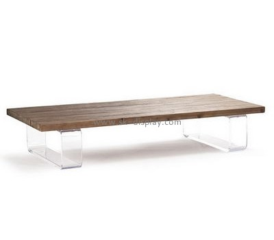 Customize perspex low coffee table AFS-429