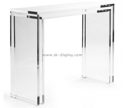 Customize acrylic side table AFS-435