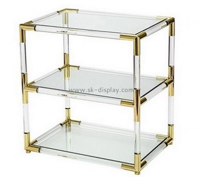 Customize acrylic small end tables for living room AFS-439