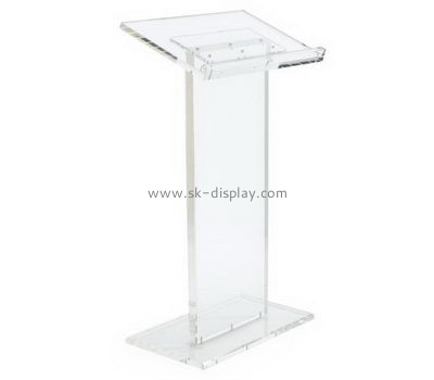 Customize acrylic contemporary lecterns AFS-446