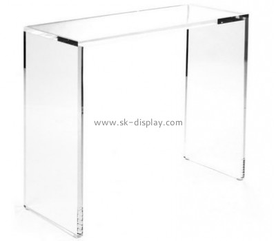 Customize lucite narrow side tables for living room AFS-452