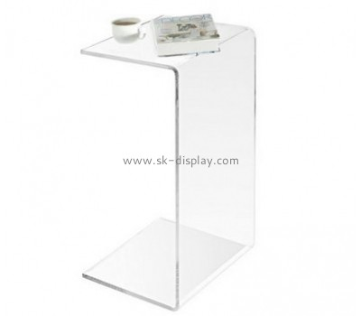 Customize acrylic small side coffee table AFS-461