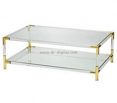 Customize lucite living coffee table AFS-463