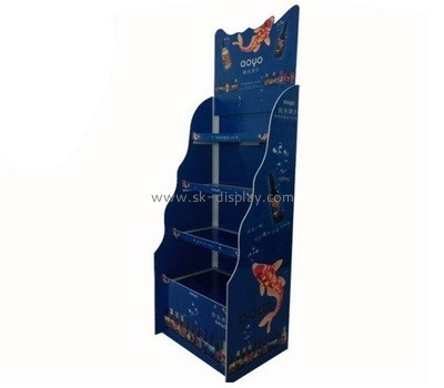 Acrylic display racks retail stores SOD-603