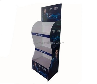 Acrylic display racks for retail stores SOD-625