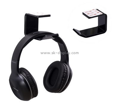 Acrylic wall headphone holder SOD-642