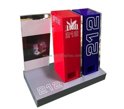 Lucite display stands for retail shops SOD-649