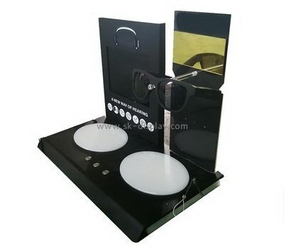 Lucite counter display stand SOD-670