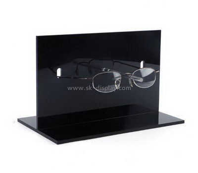 Black acrylic sunglasses display stand SOD-696