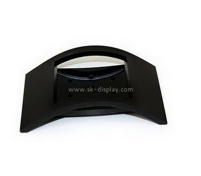 Black acrylic soap dish SOD-704