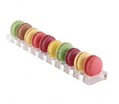 Customize acrylic display holders for Macarons FD-255