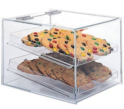 Customize acrylic pastry display cabinet FD-257