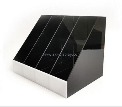 Custom 4 grids acrylic file holder BD-948