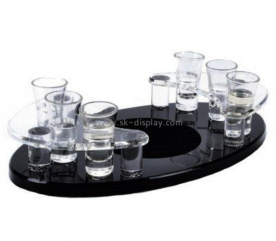 Custom acrylic glasses holder WD-133