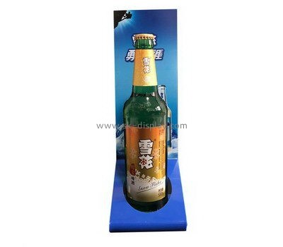 Custom acrylic beer display stands WD-144