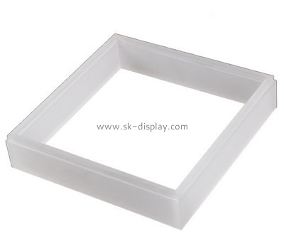 Customize acrylic laser cutting frame CA-043