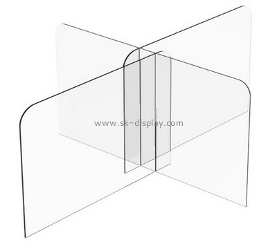 Custom table top acrylic sneeze guards ASG-002
