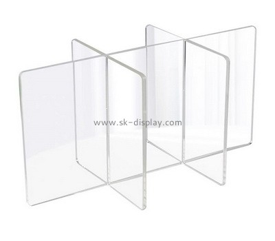Custom acrylic partitions and dividers freestanding ASG-008