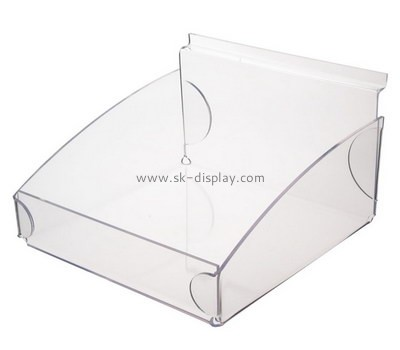Custom retail counter top acrylic display holder FD-327