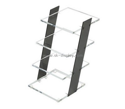 Custom 4 tiers acrylic display stands SOD-706