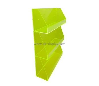 Custom tiered retail acrylic display stands SOD-715