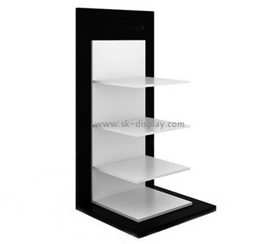 Custom 4 tiers acrylic display stands SOD-735