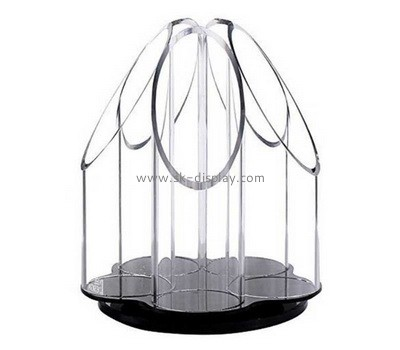 Custom rotating acrylic display holders stands SOD-857